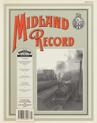 Midland Record - Number  7