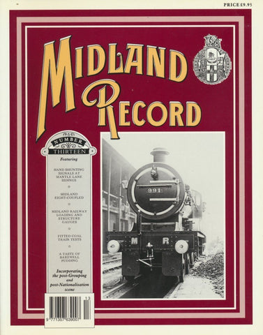 Midland Record - Number 13