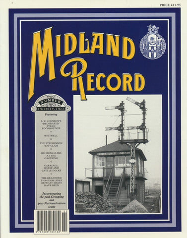 Midland Record - Number 22