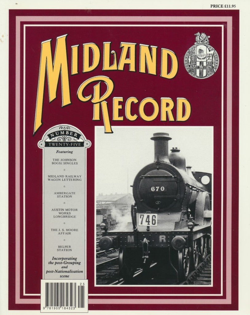 Midland Record - Number 25
