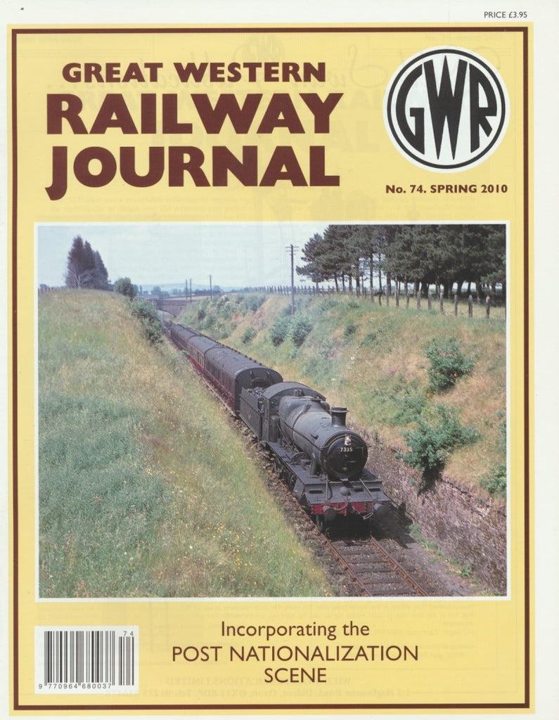 Great Western Railway Journal - Issue 74