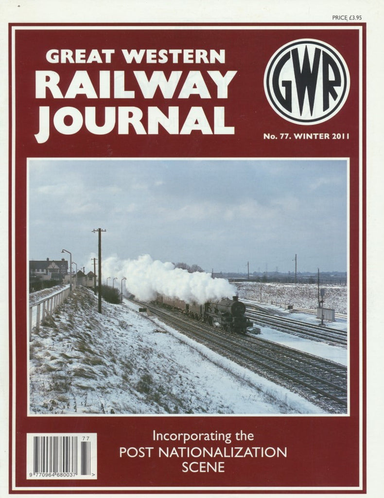 Great Western Railway Journal - Issue 77