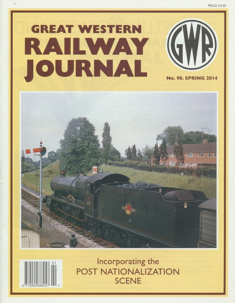 Great Western Railway Journal - Issue 90