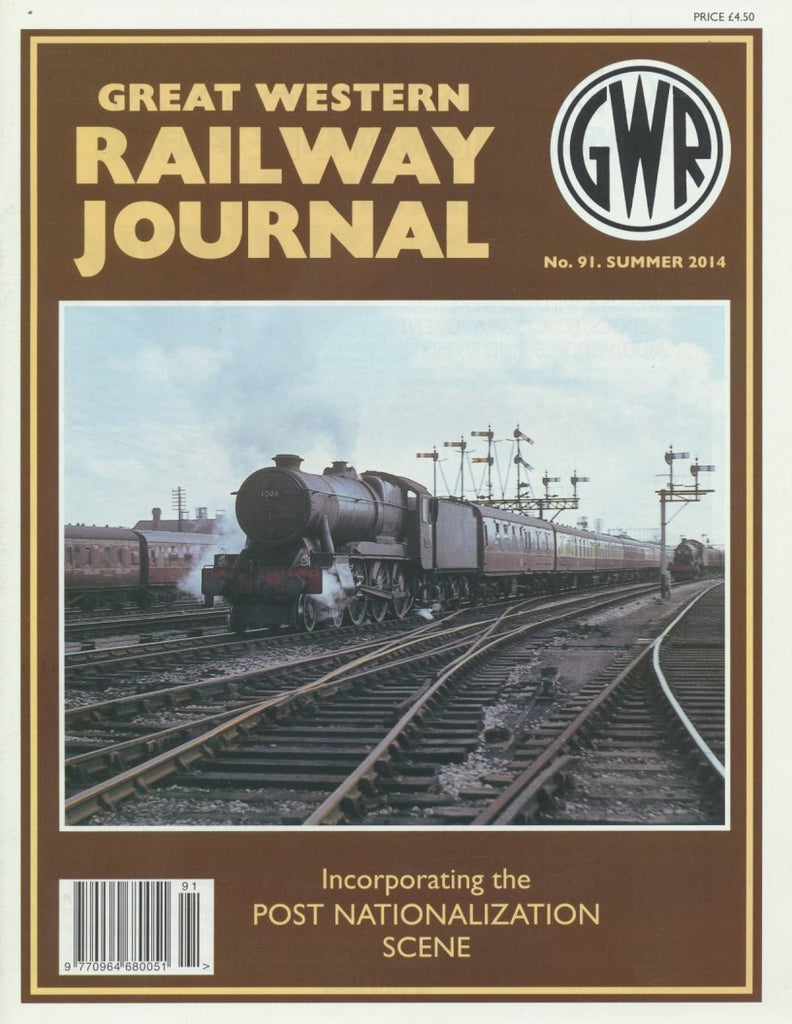 Great Western Railway Journal - Issue 91