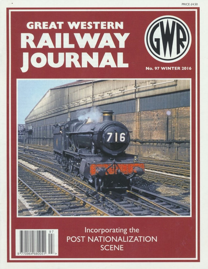 Great Western Railway Journal - Issue 97