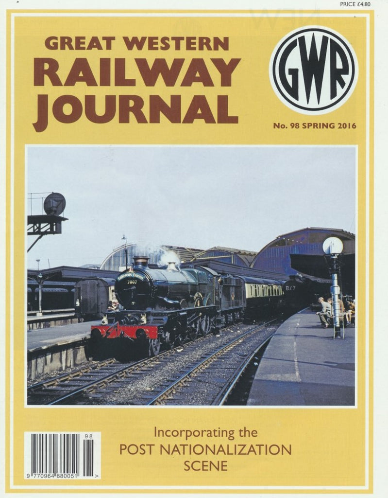 Great Western Railway Journal - Issue 98