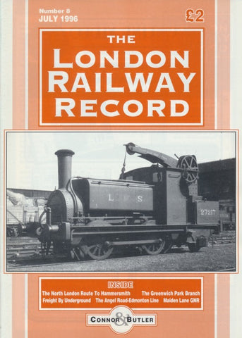 London Railway Record - Number  8