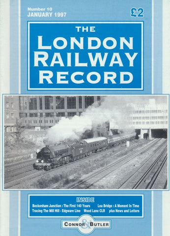 London Railway Record - Number 10