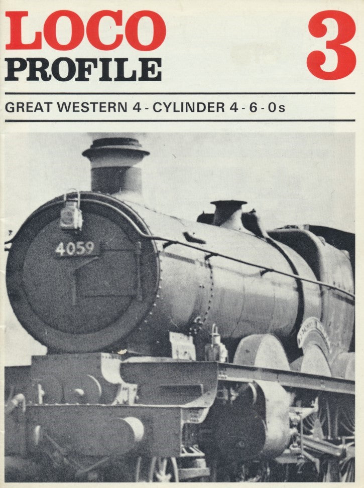 Loco Profile - Issue  3: Great Western 4-Cylinder 4-6-0s