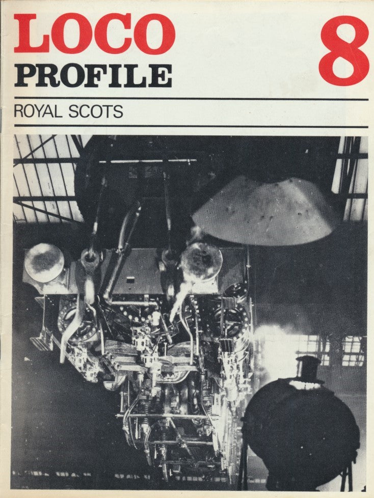 Loco Profile - Issue  8: Royal Scots