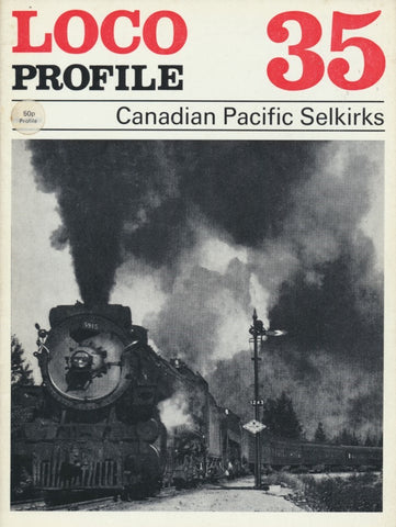 Loco Profile- Issue 36: South African 4-8-2s