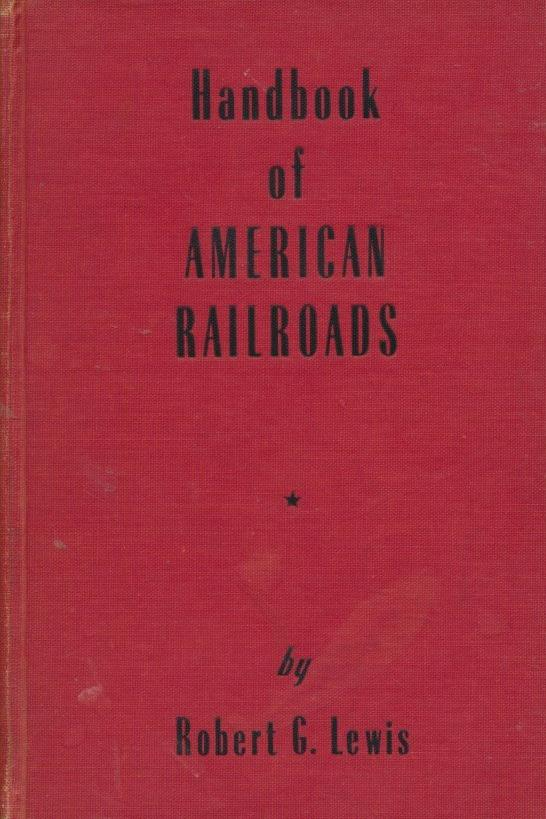 Handbook of American Railroads