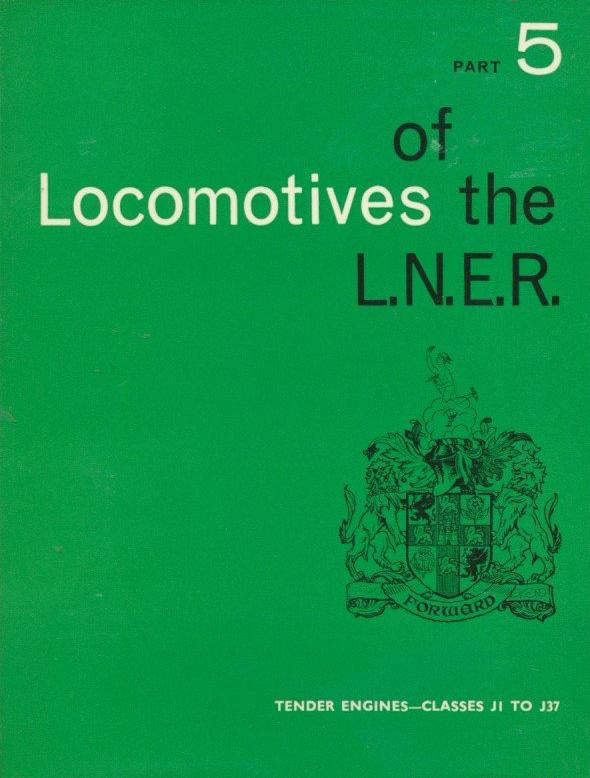 Locomotives of the LNER, part 5