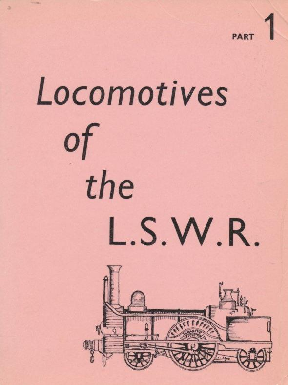 Locomotives of the LSWR, Part 1