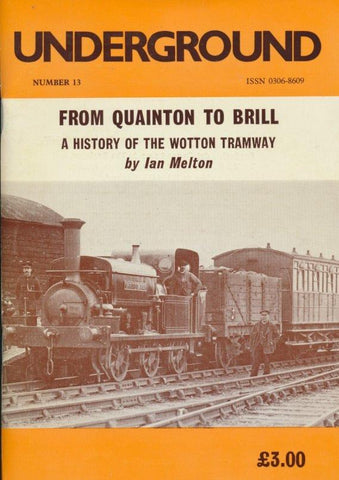 From Quainton to Brill