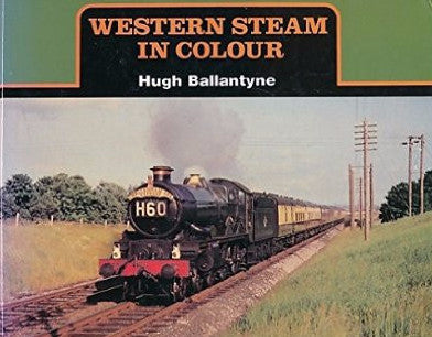 Western Steam In Colour