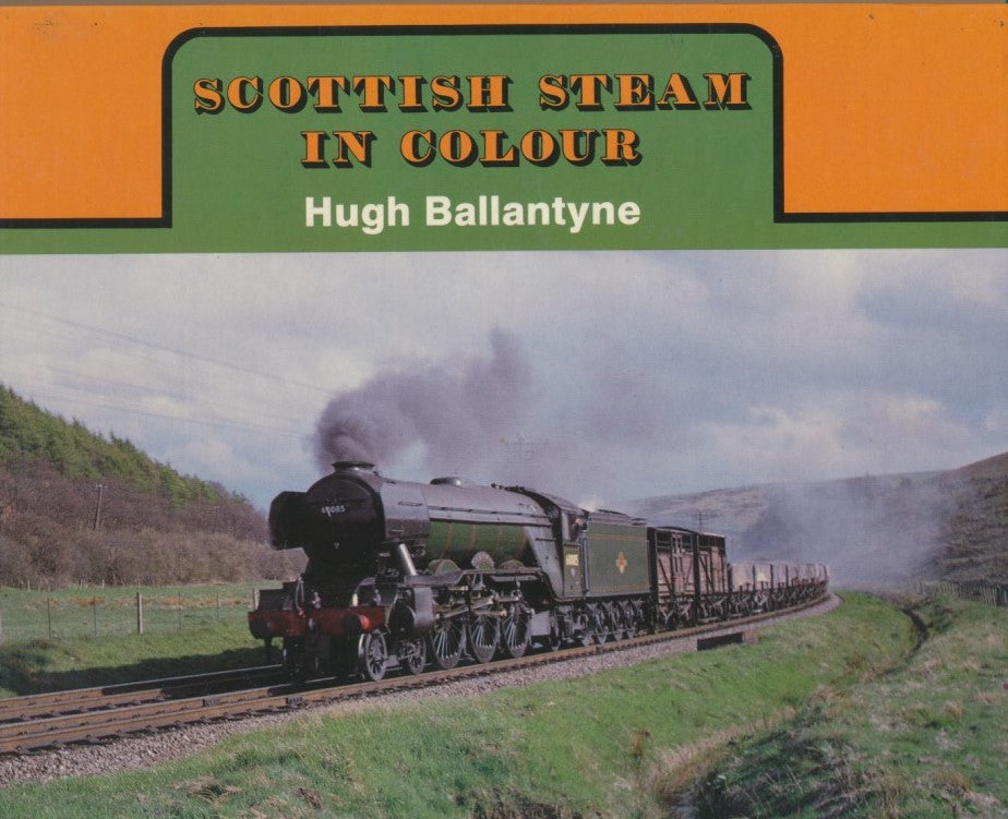 Scottish Steam in Colour - Jane's