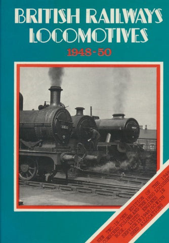British Railways Locomotives 1948-50