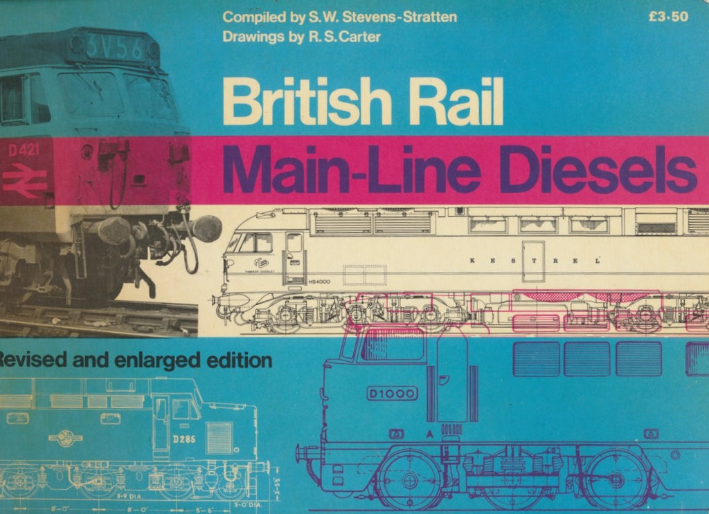 British Rail Main-Line Diesels in 4mm Scale
