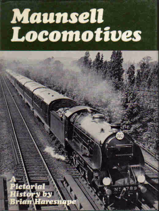 Maunsell Locomotives