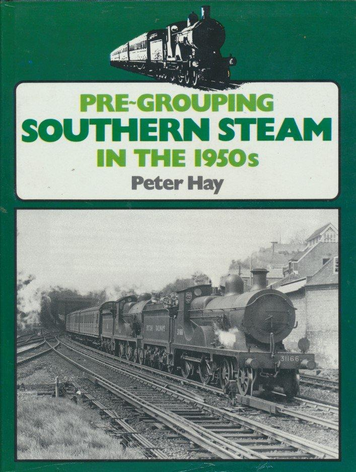 Pre-Grouping Southern Steam in the 1950s