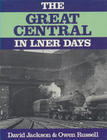 The Great Central in LNER Days