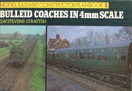 Bulleid Coaches in 4mm Scale