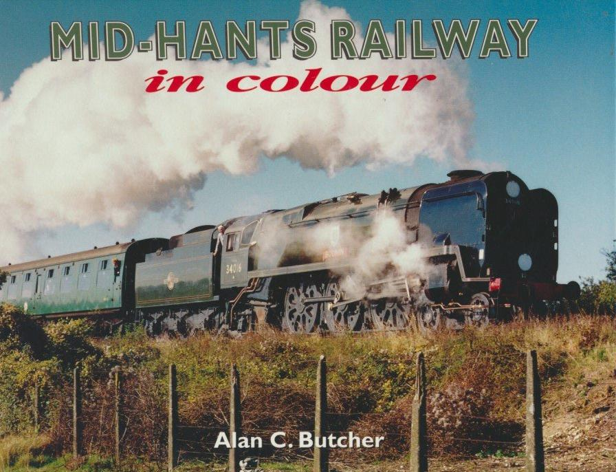 Mid-Hants Railway in Colour