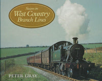 Steam on West Country Branch Lines