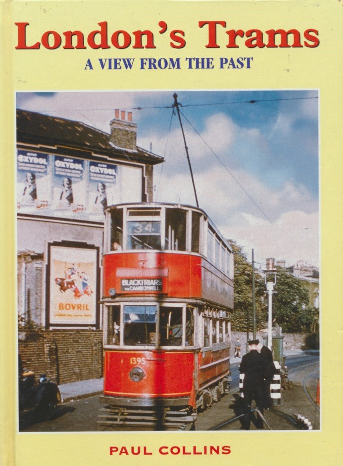 London's Trams - A View from the Past