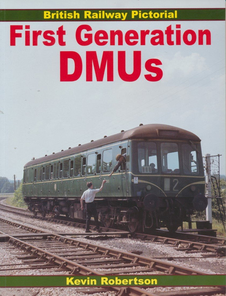British Railway Pictorial: First Generation DMUs