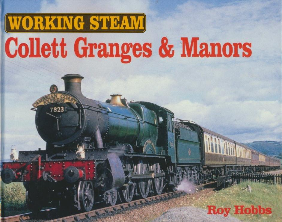 Collett Granges and Manors (Working Steam)