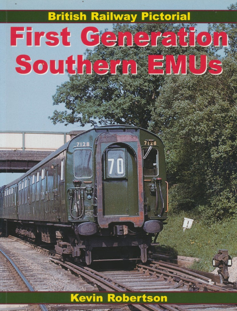 First Generation Southern EMUs (British Railway Pictorial)