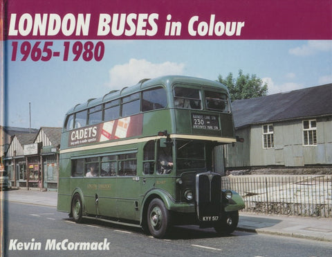 London Buses in Colour 1965-1980