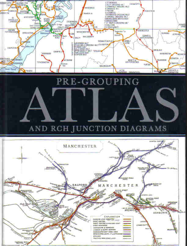 Pre-Grouping Atlas and RCH Junction Diagrams