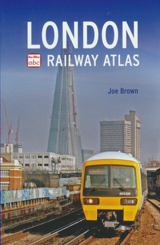 ABC London Railway Atlas .