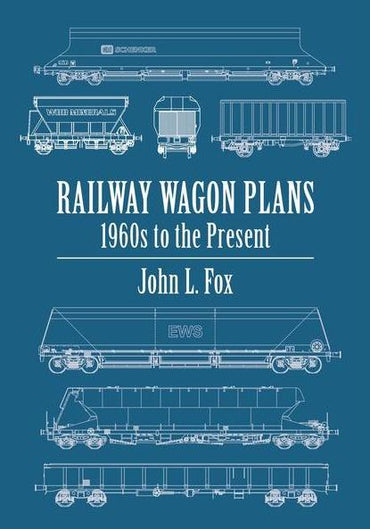 Railway Wagon Plans, 1960s to the Present