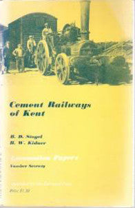 Cement Railways of Kent