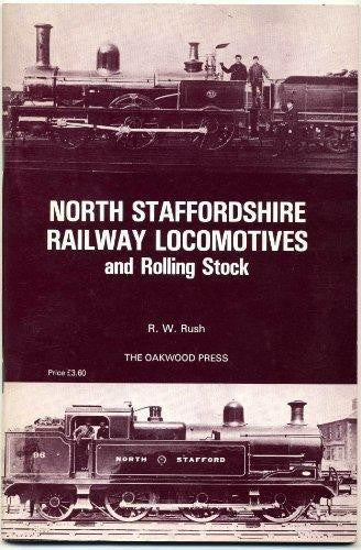 North Staffordshire Railway Locomotives and Rolling Stock (1981 edition)