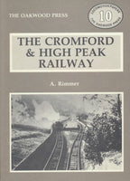 The Cromford and High Peak Railway (1985 edition) (LP 10)