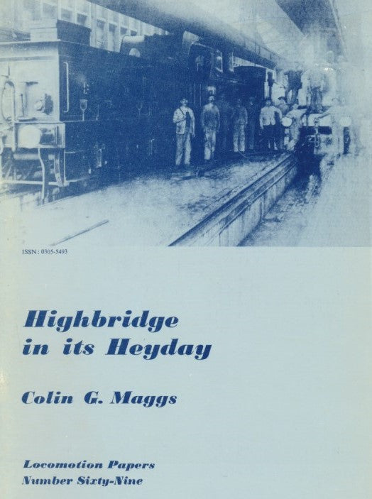 Highbridge in its Heyday (1972 edition)