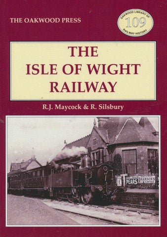 REDUCED The Isle of Wight Railway
