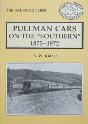 Pullman Cars on the Southern 1875-1972