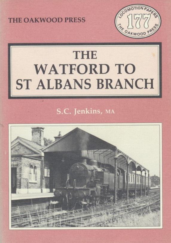 The Watford to St Albans Branch