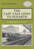 The Taff Vale Lines to Penarth (LP185)