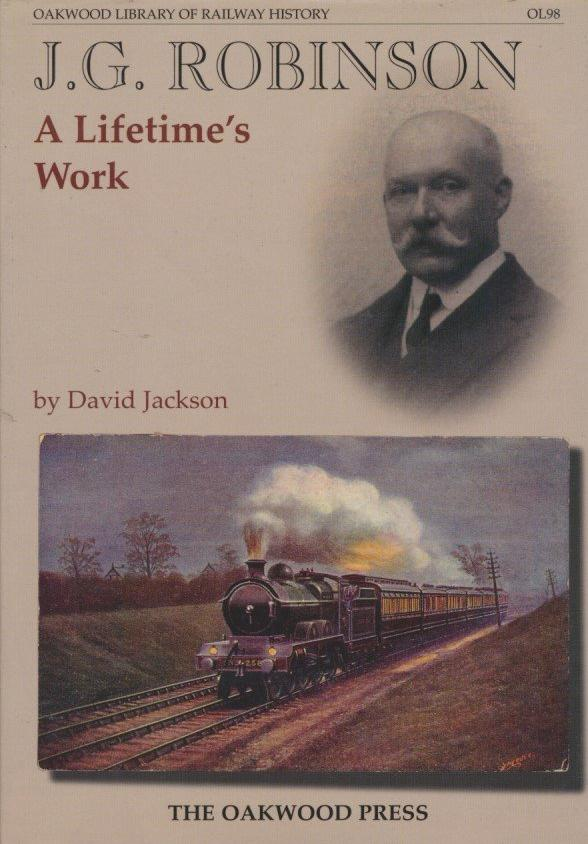 J.G.Robinson: A Lifetimes Work