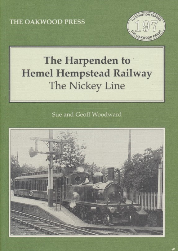 The Harpenden to Hemel Hempstead Railway (1996 Edition)