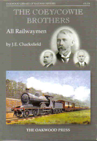 The Coey/Cowie Brothers, All Railwaymen