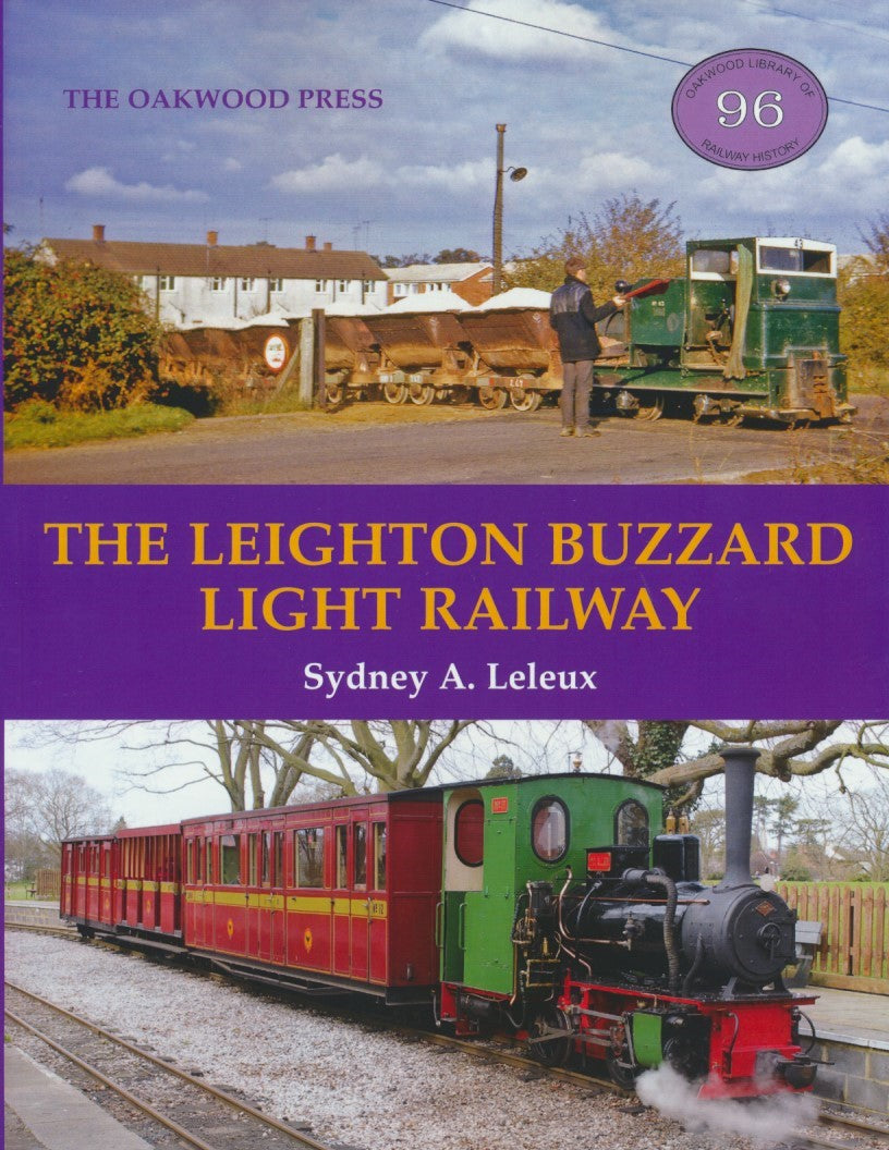 The Leighton Buzzard Light Railway