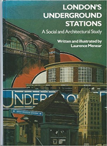 London's Underground Stations: A Social and Architectural Survey